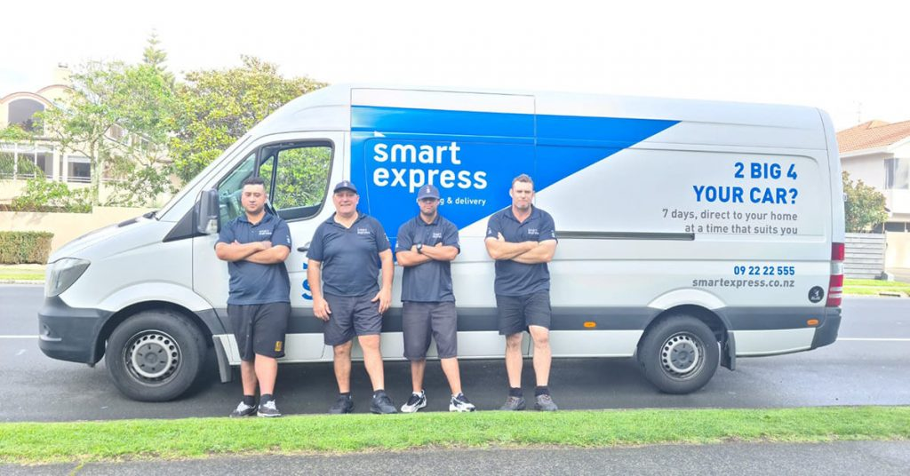 Tauranga Movers Team