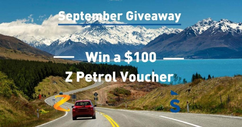 Z petrol voucher free giveaway