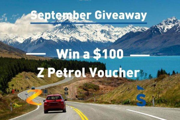 Z petrol voucher free giveaway