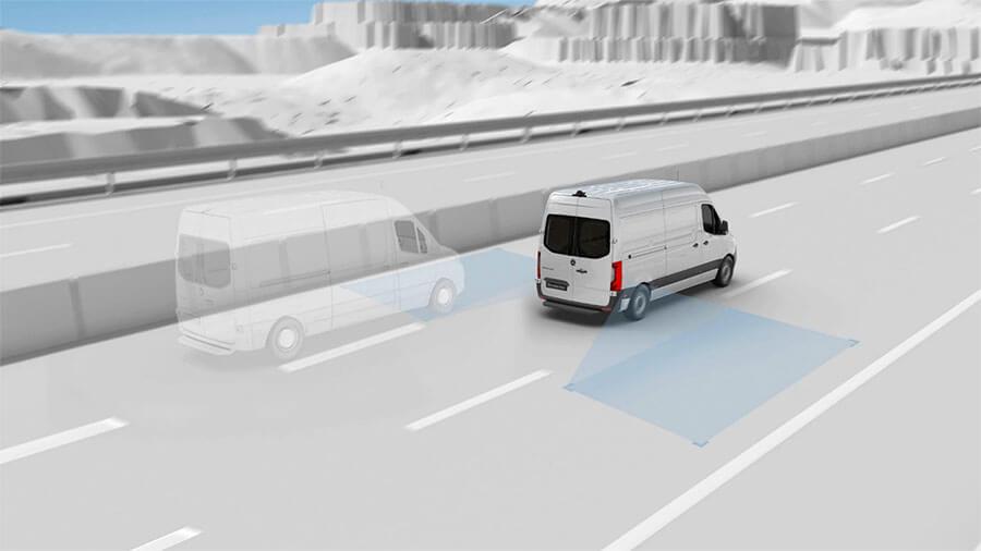 mercedes sprinter vans smart express