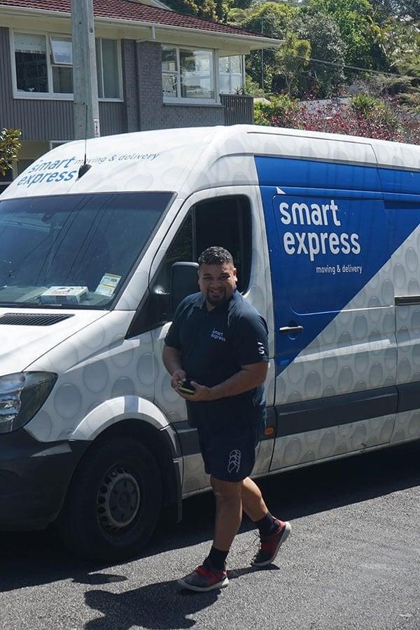 1 man van Auckland