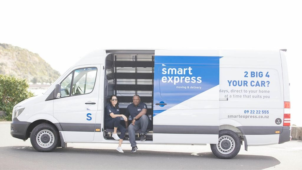 best smart express movers auckland
