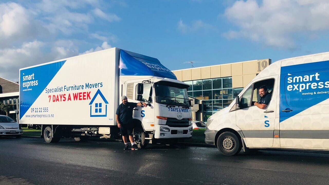 movers auckland 2 man van 2 man truck