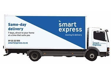 movers auckland smart express truck