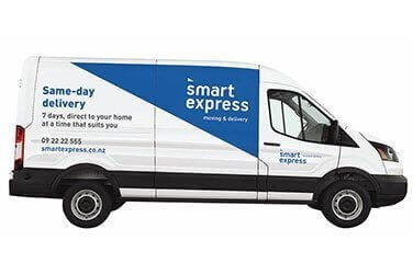 movers auckland smart express van