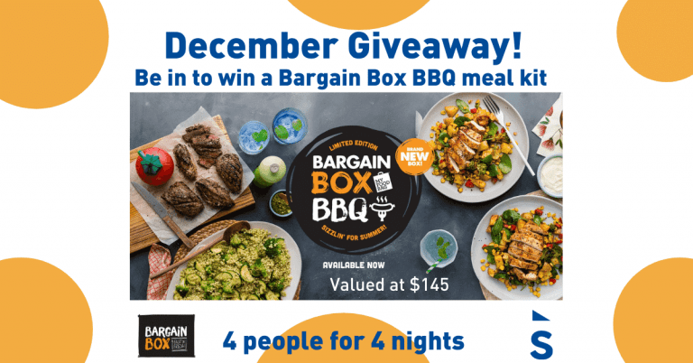 Bargain Box Giveaway December
