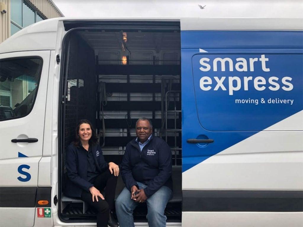 Devan and Susan Smart Express